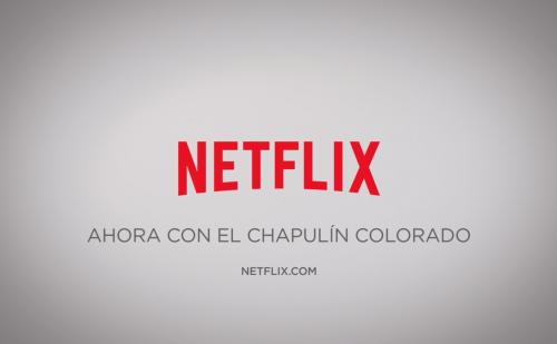 NETFLIX - El Chapulín Colorado