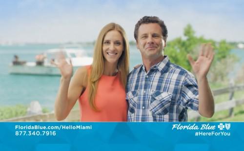 Florida Blue - Hello Miami