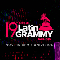 19th LATIN GRAMMY AWARDS - MANA